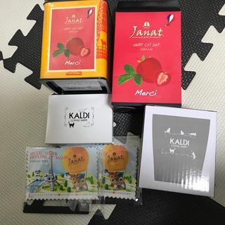 カルディ(KALDI)のカルディ ネコの日 6点セット(収納/キッチン雑貨)