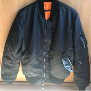 アルファインダストリーズ(ALPHA INDUSTRIES)のアルファインダストリーズ ジャケット MA-1  ALPHA(ブルゾン)