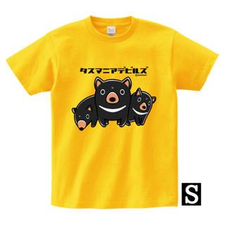 タスマニアデビルズTシャツ(Sサイズ)(Tシャツ/カットソー(半袖/袖なし))