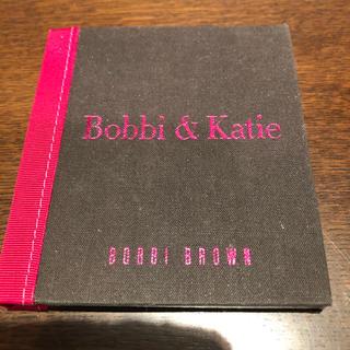ボビイブラウン(BOBBI BROWN)のケイティ・ホームズ 限定コラボ 【ボビイ&ケイティ】パレット(その他)