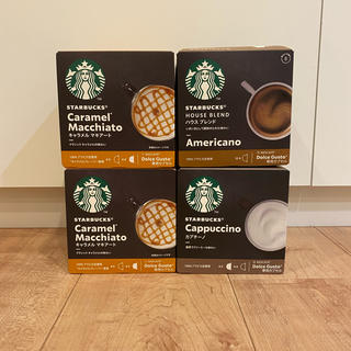 Starbucks Coffee - スタバ ドルチェグストセット