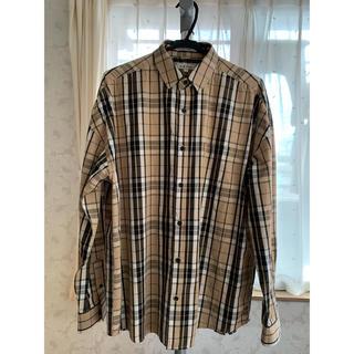 BURBERRY BLACK LABEL - ノバチェックシャツ