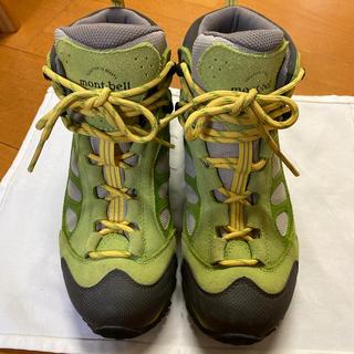 mont bell - レディース 登山靴 モンベル mont-bell