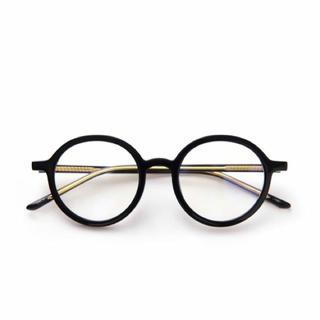 TODAYFUL - ROUND FRAME GLASSES ラウンドフレームメガネ