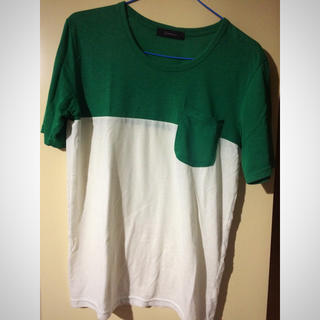 RAGEBLUE - レイジブルー   カラーブロックTシャツ 4