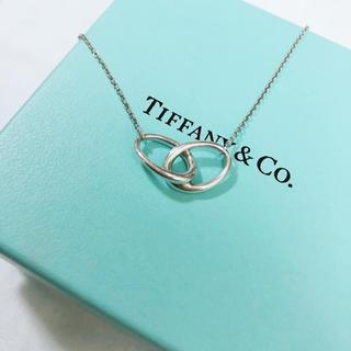 Tiffany & Co. - Tiffany ティファニー ネックレス ダブルループ