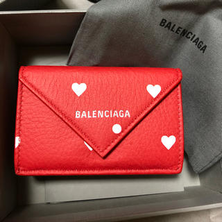 Balenciaga - バレンタイン限定 Balenciaga  バレンシアガ ミニウォレット