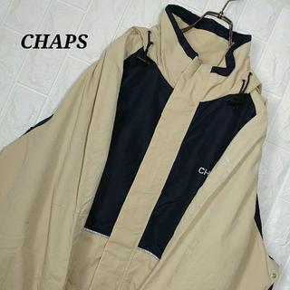 ラルフローレン(Ralph Lauren)のチャップス ラルフローレン ナイロンジャケット フーディーパーカー ビックサイズ(ナイロンジャケット)