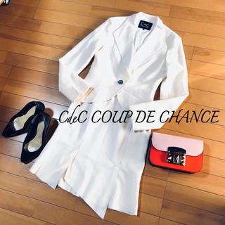 クードシャンス(COUP DE CHANCE)の(29) CdeC クードシャンス❤︎ウール アイボリー スーツ(スーツ)