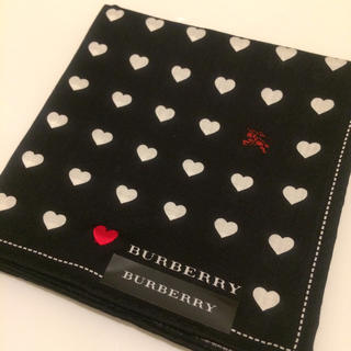 BURBERRY - 新品 バーバリー ハンカチ