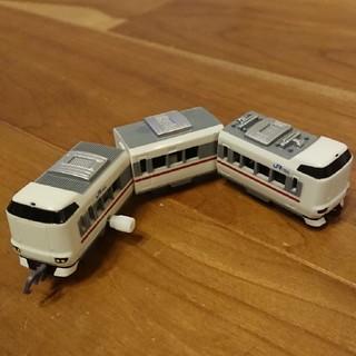 タカラトミーアーツ(T-ARTS)のカプセルプラレール「287系特急電車 3両編成セット」(鉄道模型)