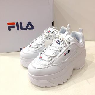 FILA - FILA ディスプラスター2スニーカー