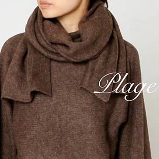 Plage - Plage プラージュ * アルパカウール マフラー&ニット