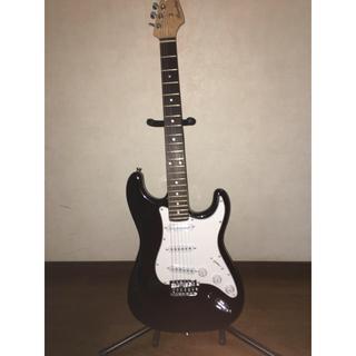 エレキギター Bacchus bst-1R ブラック(エレキギター)