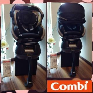 combi - ⑴☆美品☆コンビ ネルームNC-570☆コンパクト☆回転式チャイルドシート☆
