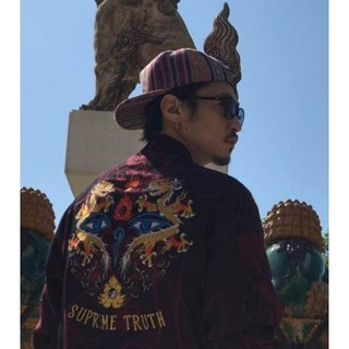 Supreme - 窪塚着 supreme truth tour jacket L