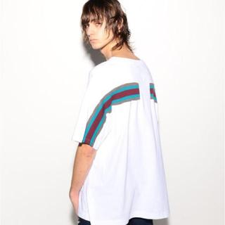ファセッタズム(FACETASM)のfacetasm rib big tee(Tシャツ/カットソー(半袖/袖なし))