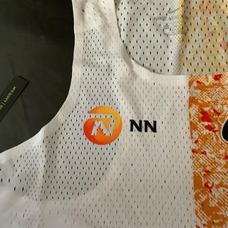NIKE - NN running team Singlet【M】