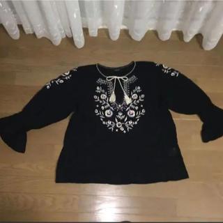ダブルクローゼット(w closet)のダブルクローゼット  ブラウス(シャツ/ブラウス(長袖/七分))