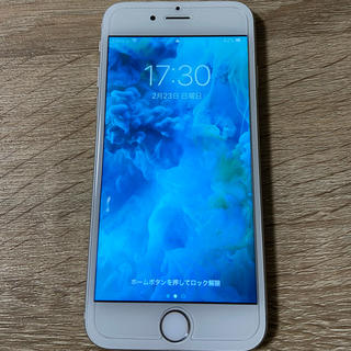 Apple - I Phone 6S 64GB シルバー