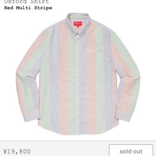 Supreme - supreme Oxfoed shirt XL 最安値