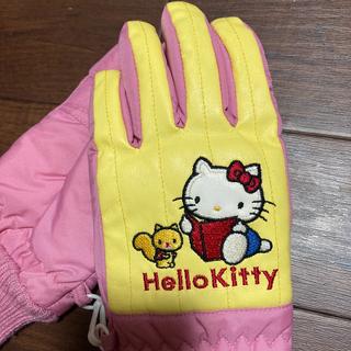 ハローキティ(ハローキティ)のハローキティ 手袋(手袋)