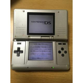 ニンテンドーDS(ニンテンドーDS)のDS(家庭用ゲーム機本体)