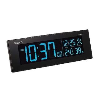 SEIKO - セイコークロック 置き時計 デジタル カラー液晶 BC406K