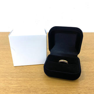 ブシュロン(BOUCHERON)のブシュロン キャトルリング ハーフ K18 クラシック ☆カルティエ アーカー(リング(指輪))
