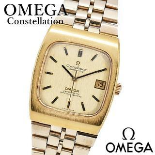オメガ(OMEGA)の【鑑定済み&本物】OMEGA Constellation クロノメーター(腕時計(アナログ))