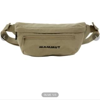 Mammut - 美品 MAMMUT マムート ウエストバッグ
