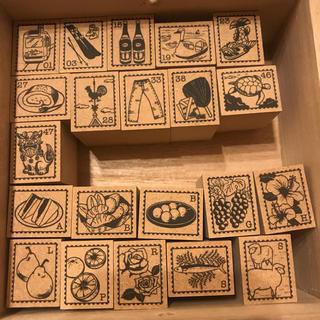 フェリシモ(FELISSIMO)のスタンプ 切手 日本 都道府県 フェリシモ(印鑑/スタンプ/朱肉)