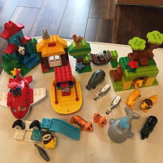 Lego - レゴ デュプロ 世界のどうぶつ世界一周セット 10805