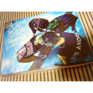 """ONE OK ROCK - ONE OK ROCK 2015""""35xxxv""""JAPAN TOUR LIVE&"""