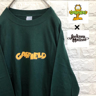 BEAMS - JACSON MATISSE✖️GARFIELD 新品未使用 ロンT