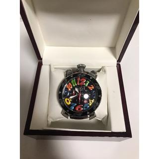 ガガミラノ(GaGa MILANO)のガガミラノ GaGaMILANO クオーツ(腕時計(アナログ))