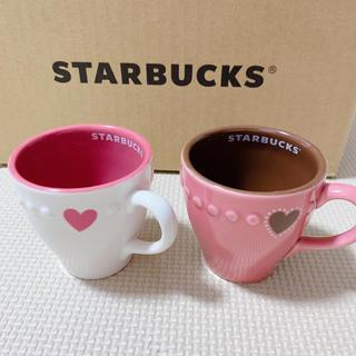 Starbucks Coffee - スタバ コレクタブルデミ ペアカップ