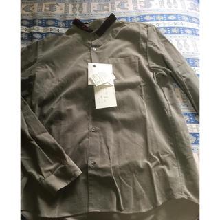 アンダーカバー(UNDERCOVER)の値段交渉可能新品未使用アンダーカバーイズムコーデュロイシャツ(シャツ)