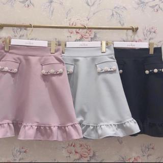 evelyn - ミント スカート