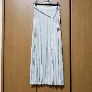 ルーニィ(LOUNIE)のLOUNIE★新作ニットスカート★38(ロングスカート)