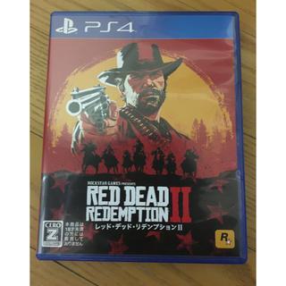PlayStation4 - レッドデッドリデンプション2  RDR2  ps4