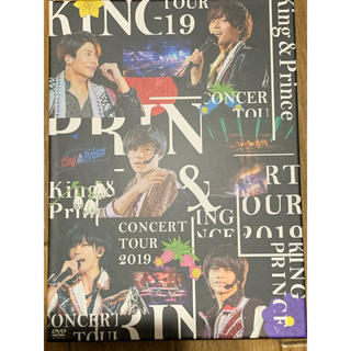 ジャニーズ(Johnny's)の美品!King & Princeコンサートツアー2019 DVD 初回限定盤(ミュージック)