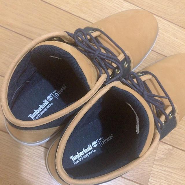 Timberland(ティンバーランド)の☆どんどん値下げ中☆Timberland アースキーパーズ デニム 27cm メンズの靴/シューズ(スニーカー)の商品写真