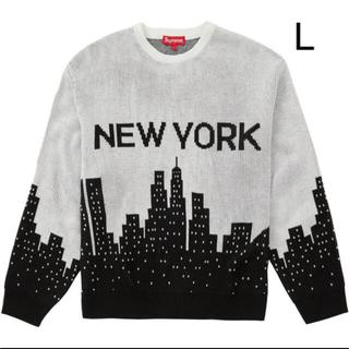 Supreme - New York Sweater ニューヨーク ニット