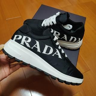 PRADA - 日本完売 PRADAスニーカー