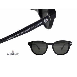 MONCLER - 極美品 激レア モンクレール x フラグメント サングラス