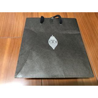 メイジ(明治)のTHEチョコレート 紙袋(ショップ袋)