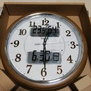 カシオ(CASIO)のごうさん専用 カシオ 電波掛け時計 (掛時計/柱時計)