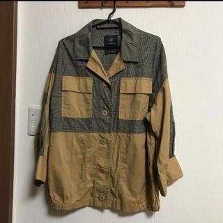 ダブルクローゼット(w closet)のチェックシャツ(シャツ/ブラウス(長袖/七分))