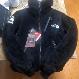 THE NORTH FACE - ノースフェイス アンタークティカバーサロフトジャケット ブラックカラーLサイズ